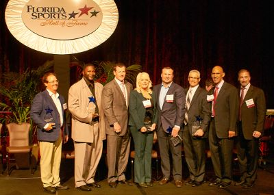 The 2015 Florida Sports Hall of Fame Inductees