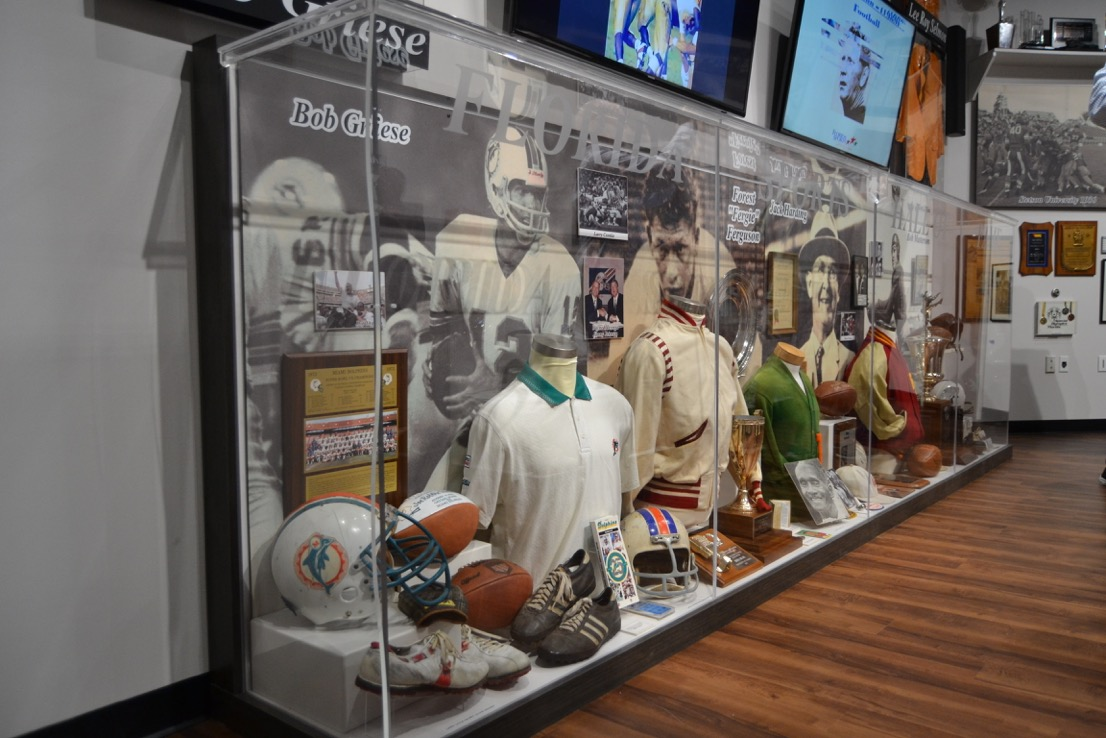 Florida Sports Hall of Fame Preview Center