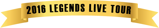 2016 Legends Live Tour Banner